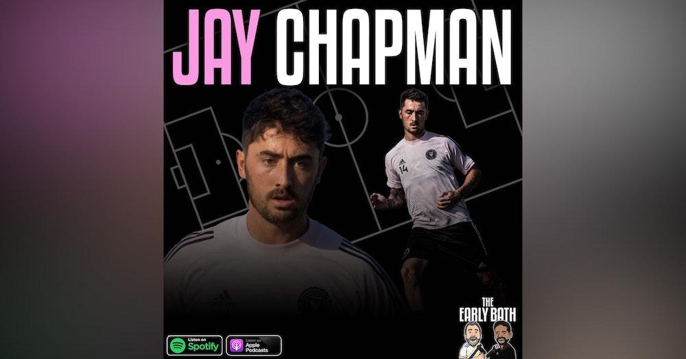 Jay Chapman midfielder Inter Miami CF