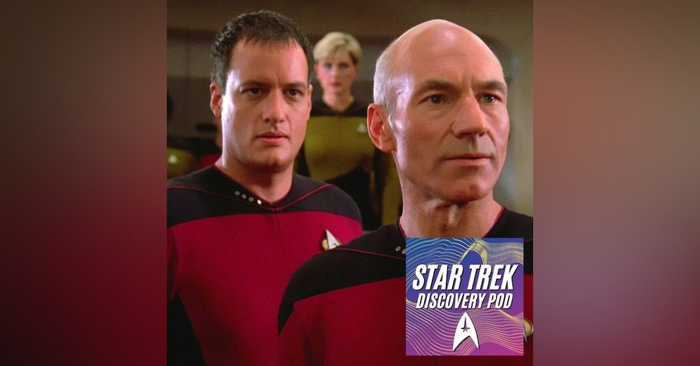 Q Explained: 'Encounter At Farpoint' Retro Review