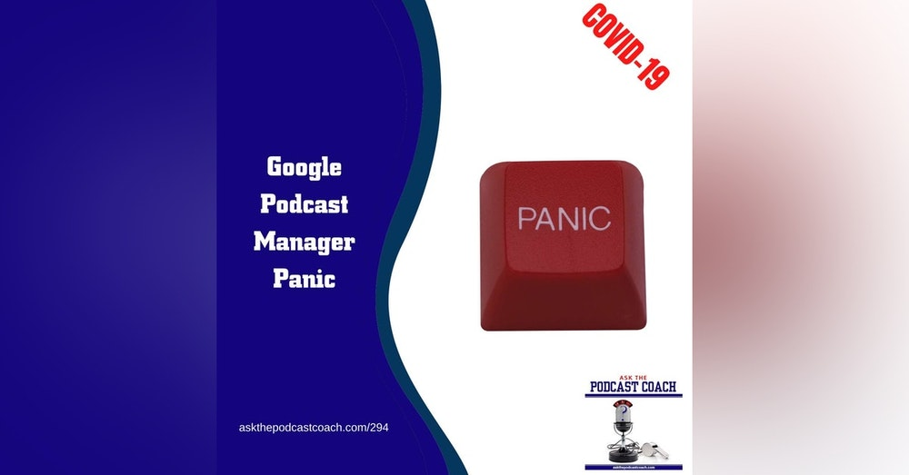 Google Podcasts Manager - Don't Panic