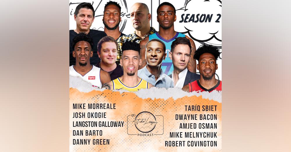 Season 2 Wrap-up | NBA Playoffs | East/West Favourites