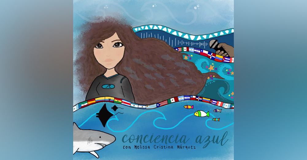 Episodio 11: Vanessa Bezy - bióloga marina y conservacionista de la vida silvestre