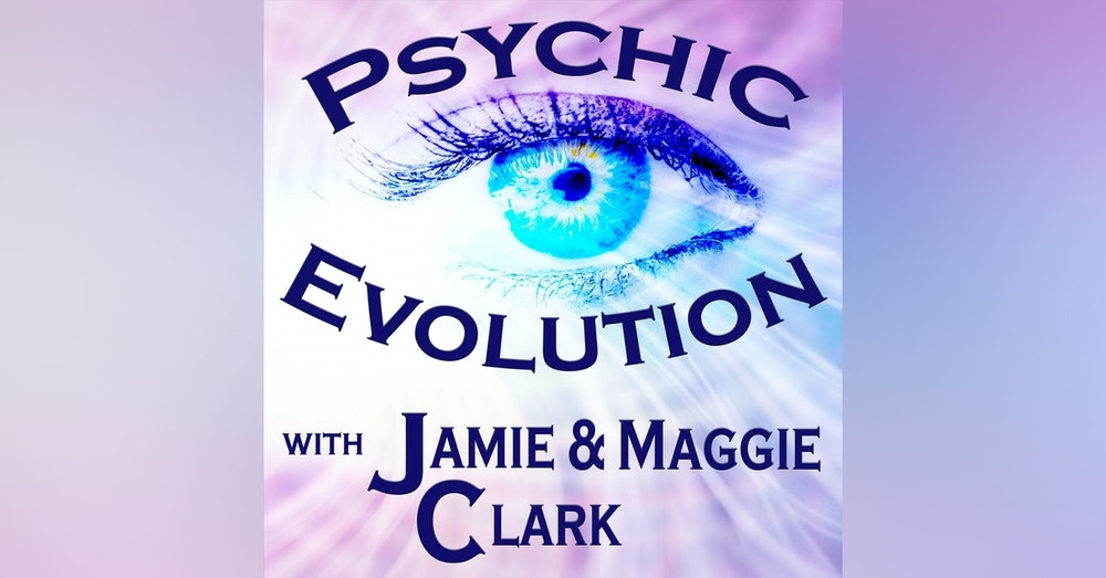 Psychic Evolution S3E17: Going Cosmic with Special Guest, Viviane Chauvet