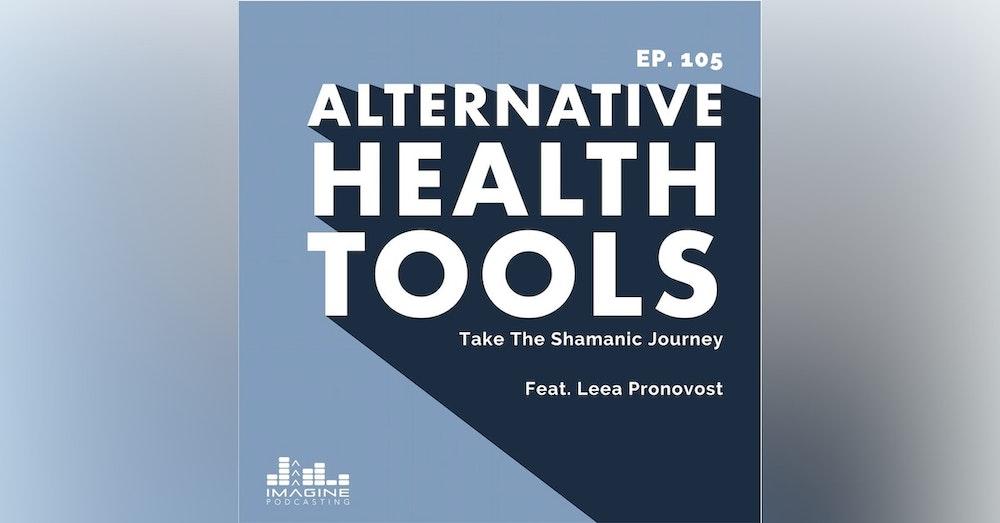 105 Leea Pronovost: Take The Shamanic Journey