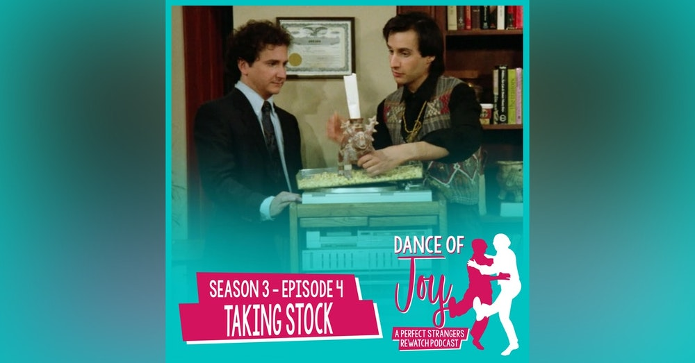 Taking Stock - Perfect Strangers Season 3 Episode 4