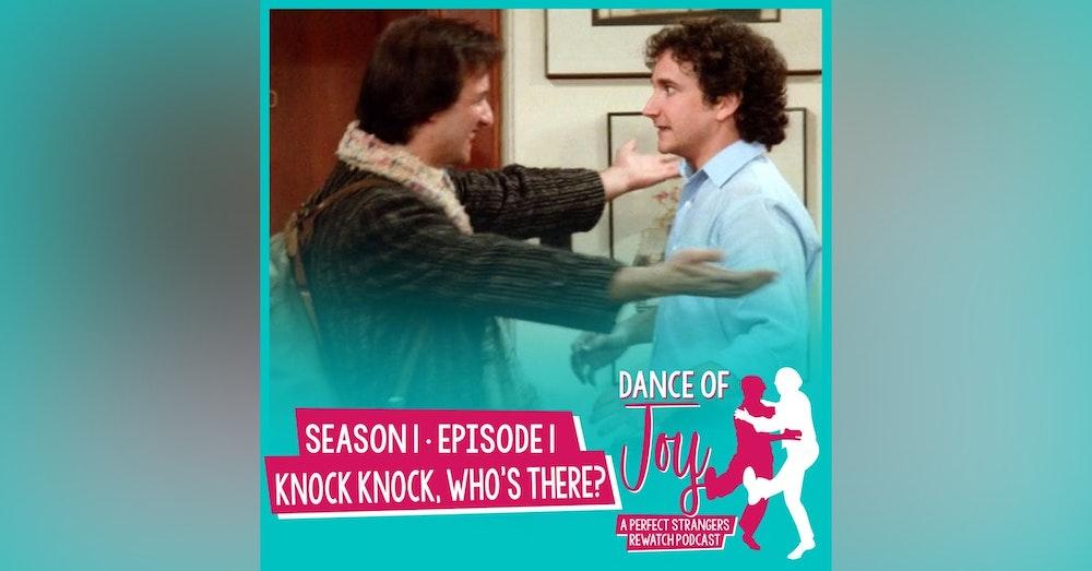 Knock Knock, Who's There? - Perfect Strangers Season 1 Episode 1