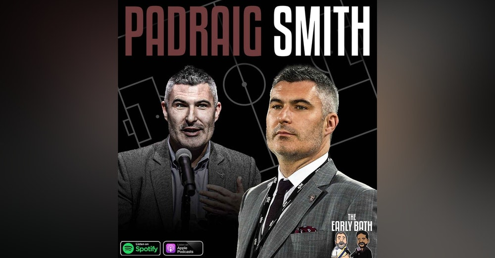Padraig Smith General Manager of the Colorado Rapids