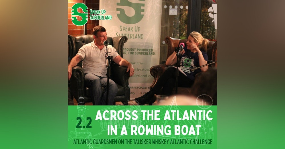 Across the Atlantic in a Rowing Boat