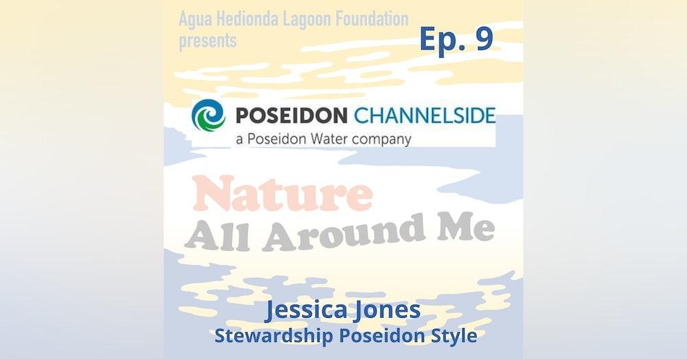 Ep. 9 Stewardship Poseidon Style featuring Jessica Jones