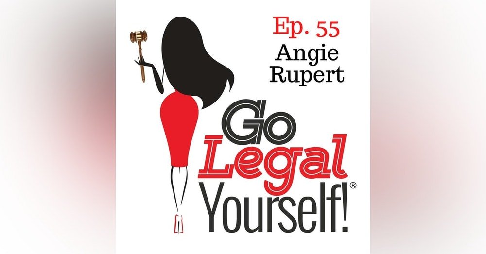 Ep. 55 Angie Rupert: Welcome To America