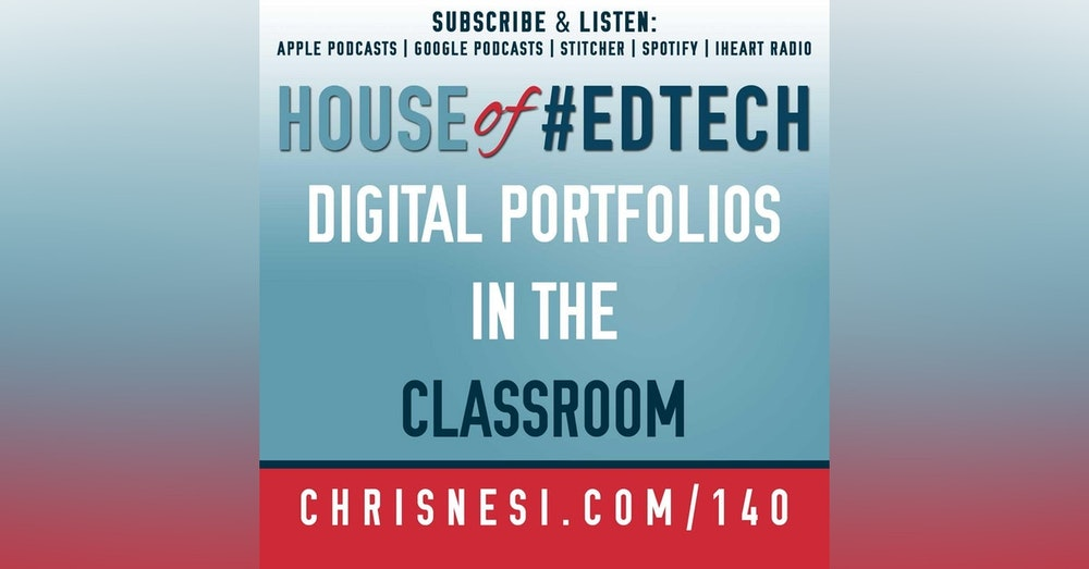 Digital Portfolios in the Classroom - HoET140