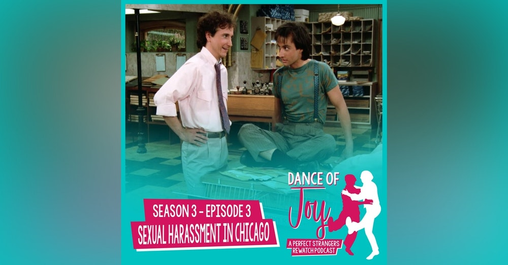 Sexual Harassment in Chicago - Perfect Strangers Season 3 Episode 3