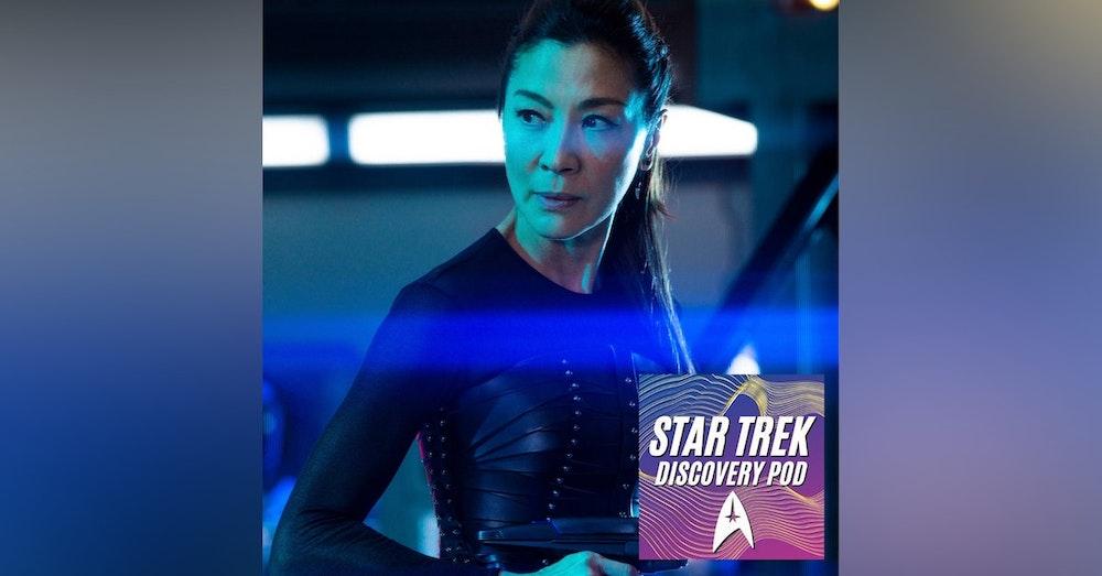 Philippa Georgiou Character Breakdown, Lower Decks | Star Trek: Discovery