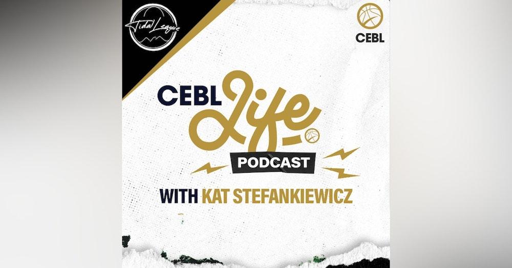 Jevohn Shepherd on being a trailblazer and the bright future of the CEBL