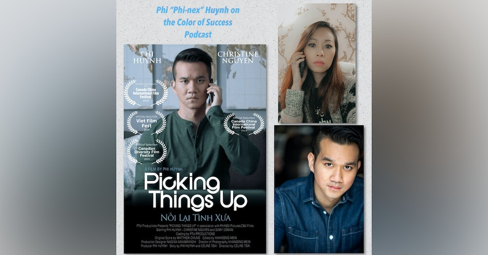 """Phi Huynh: The rise of the """"Phi-nex,"""" a Vietnamese-Canadian Actor"""