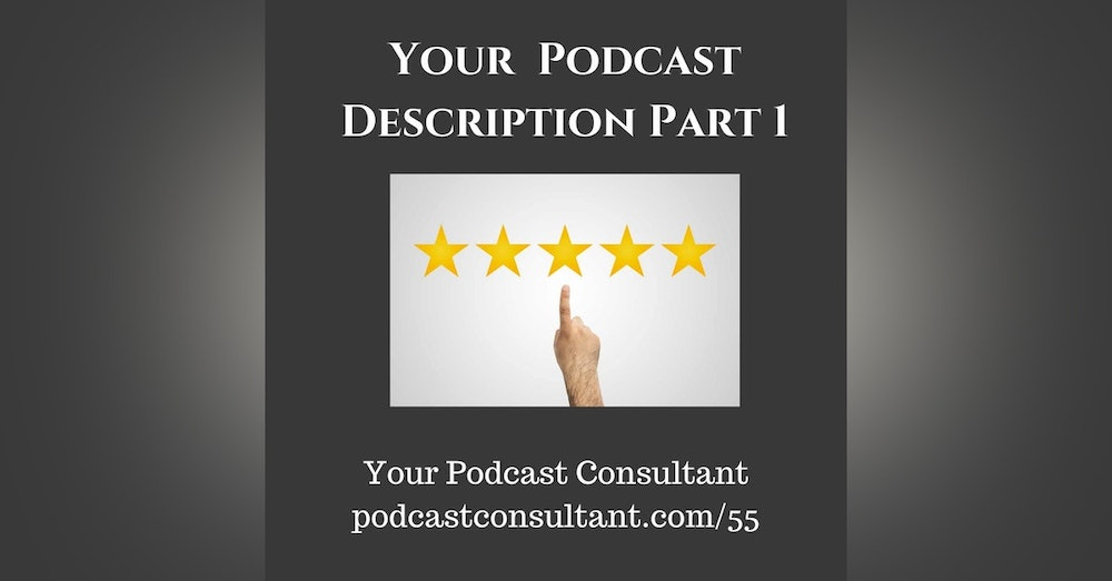Your Podcast Description - Who and What