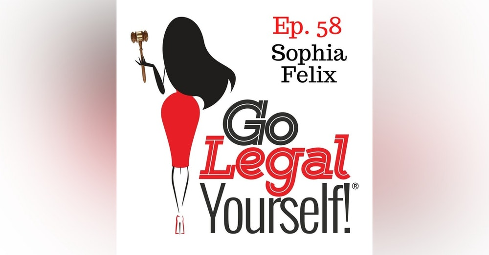 Ep. 58 Sophia Felix: How to Get Recognized