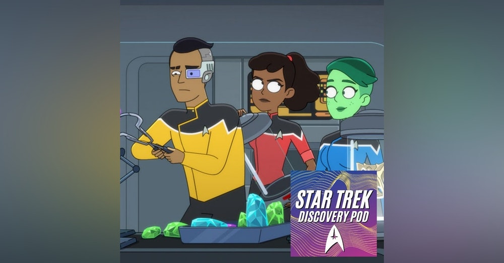 Lower Decks Season 2 Episode 6 Review: 'The Spy Humongous' (and thoughts on LDS Episode 5!)