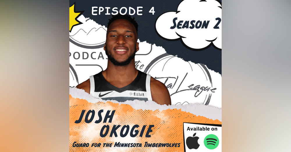 Josh Okogie| Social/Political Change| Nigerian National Basketball Team| League Fits