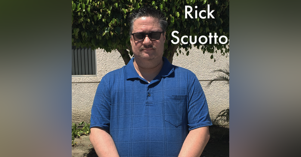I am Rick the STUTTERING DESIGNER