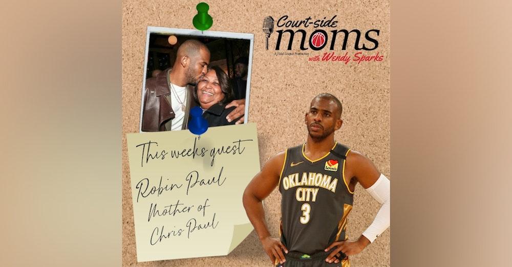 Chris Paul's mom, Robin Paul