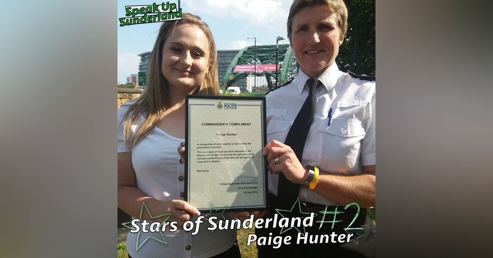 Stars of Sunderland 2 - Paige Hunter