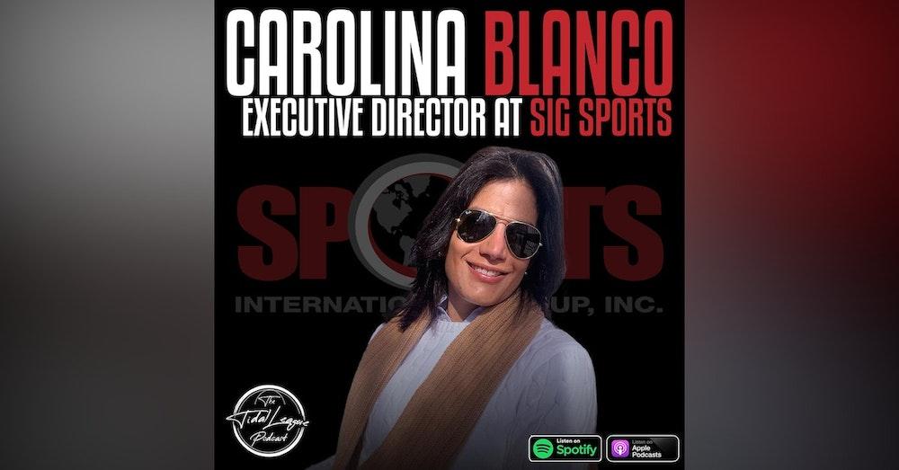 Carolina Blanco Executive Director SIG Sports