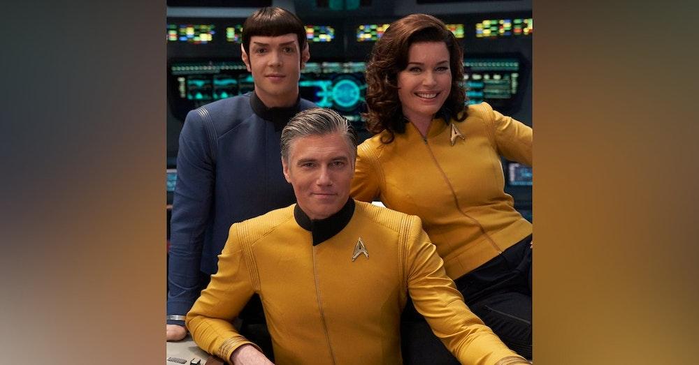 Star Trek: Strange New Worlds | New Series Announcement Breakdown