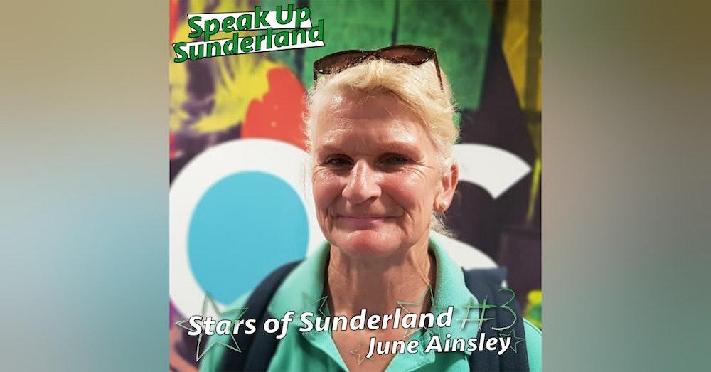 Stars of Sunderland 3 - June Ainsley