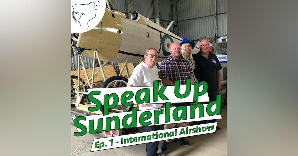 The Sunderland International Airshow & 100 Years of the RAF