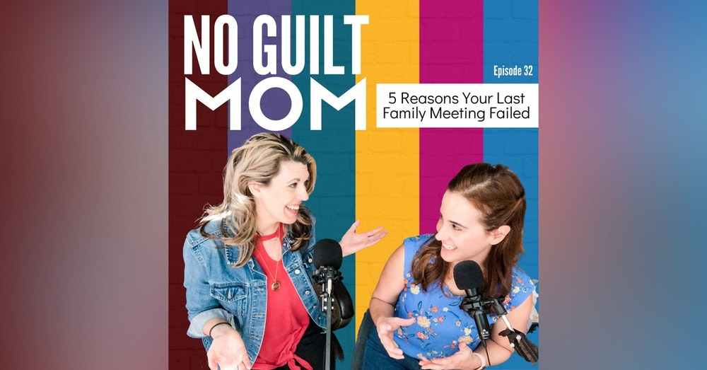 032 5 Reasons Your Last Family Meeting Failed