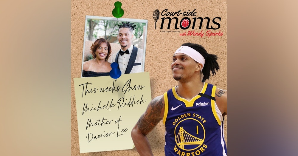 Damion Lee's mom Michelle Riddick