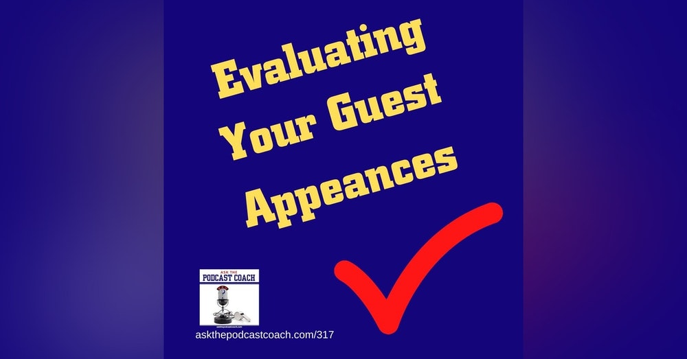 Evaluating Your Guest Appearances