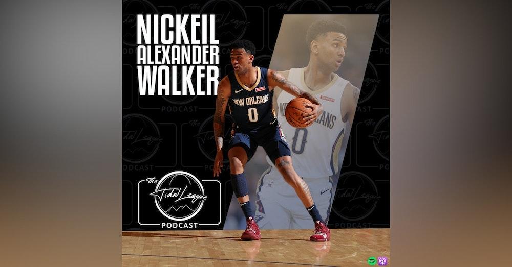 Nickeil Alexander-Walker | New Orleans Pelicans | League Fits | Rookie Season