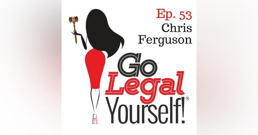 Ep. 53 Chris Ferguson: Who Built America?