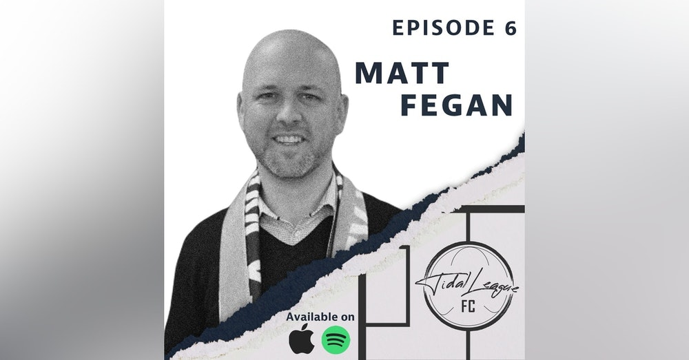 Matt Fegan | Halifax Wanderers | Tidal League FC