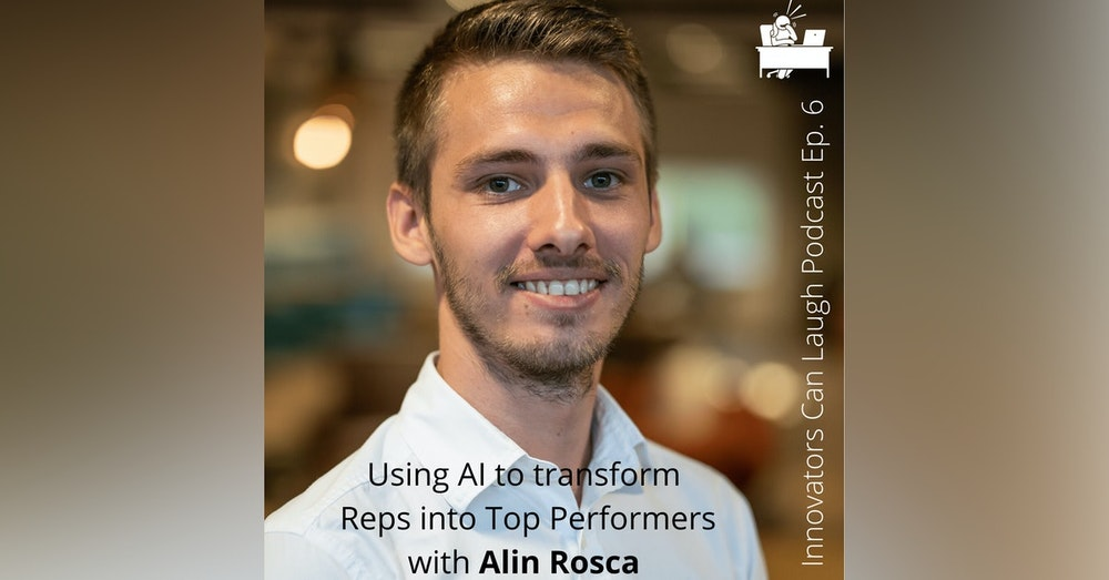 From appearing in Jean Claude Van Damme movies as a child to creating an AI platform that helps teams converse better with customers - Alin Rosca (#6)