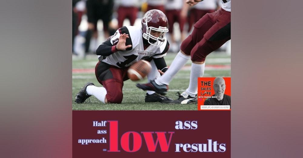 "635. Half ass approach = low ass results. Creating ""calculated confidence"" w/ Josh Altman"