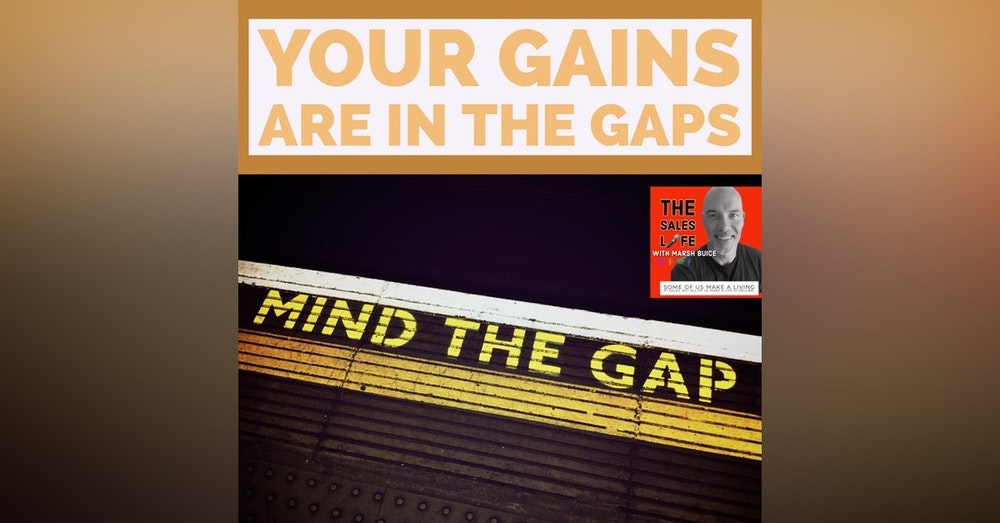 631. Your gains are in the GAPS