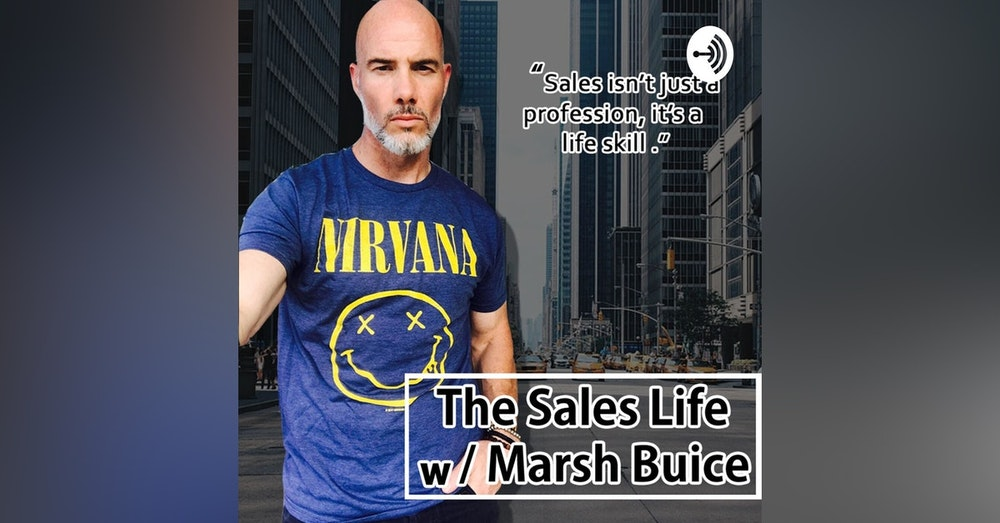 #406: Would you give your life to selling? You should...