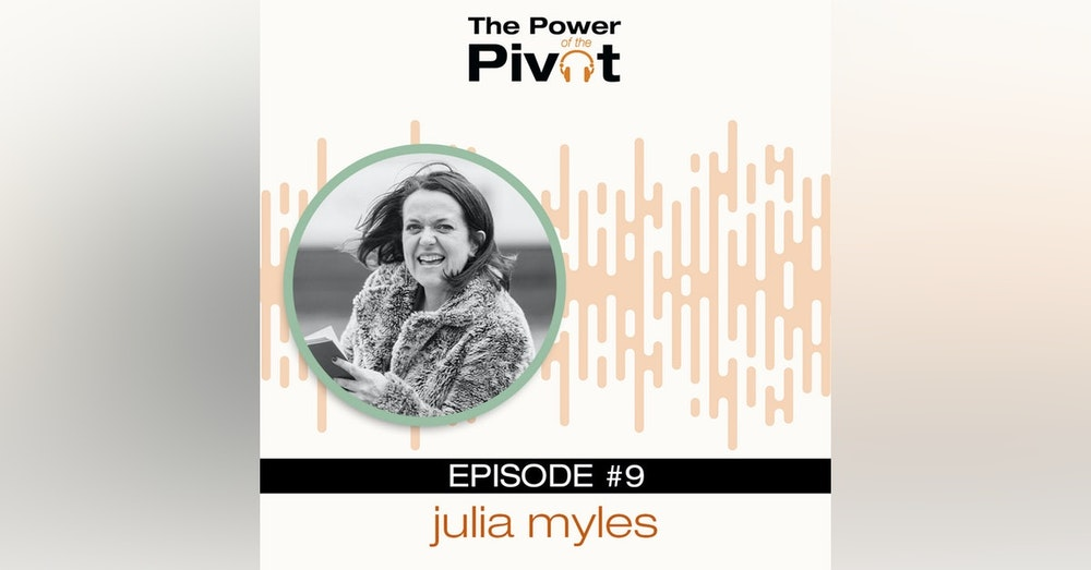 009: Mixing Confidence and Talent with Julia Myles
