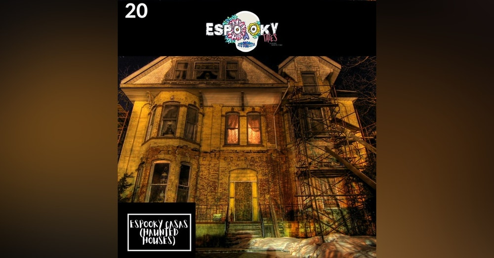 Espooky Casas (Haunted Houses) with Spoken of Level Up Project