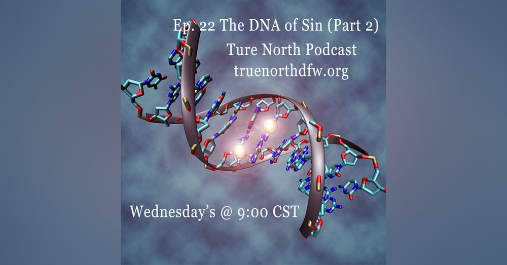 Ep. 22 The DNS of Sin Part 2 (The Characteristics of Sin)