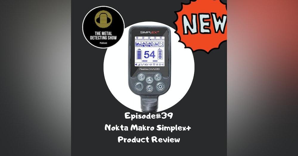 Nokta Makro Simplex+ Review