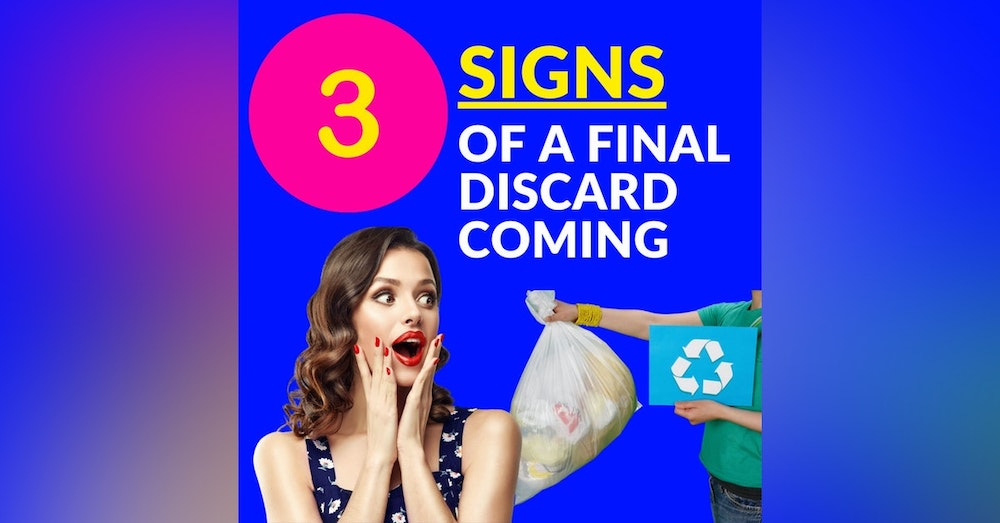 The Narcissist Discard Phase: 3 Signs a Final Discard is Coming