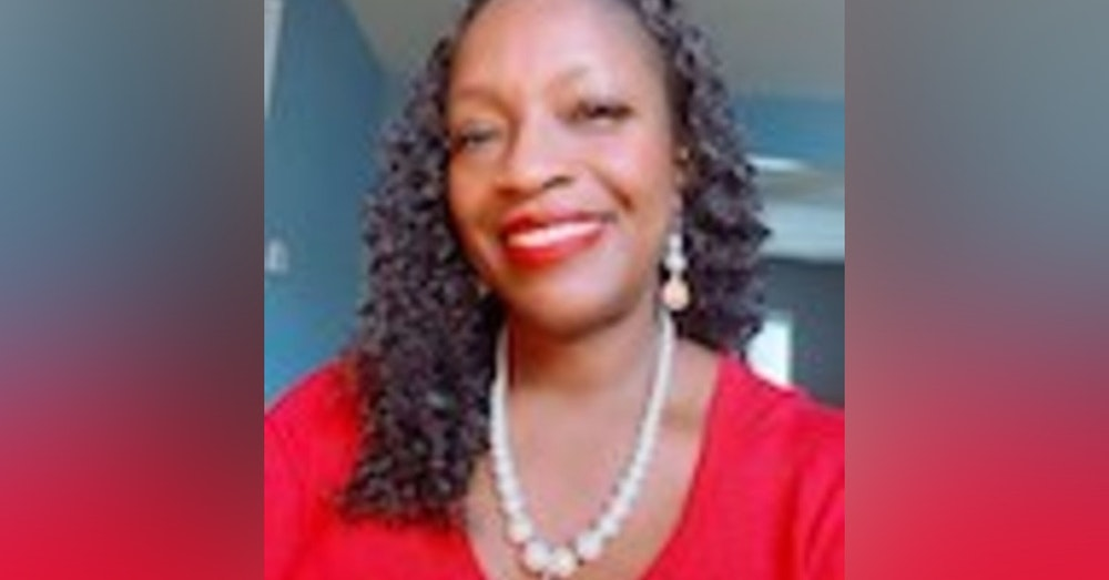 Tasha Youngblood Brown is standing in her truth and making every minute count.