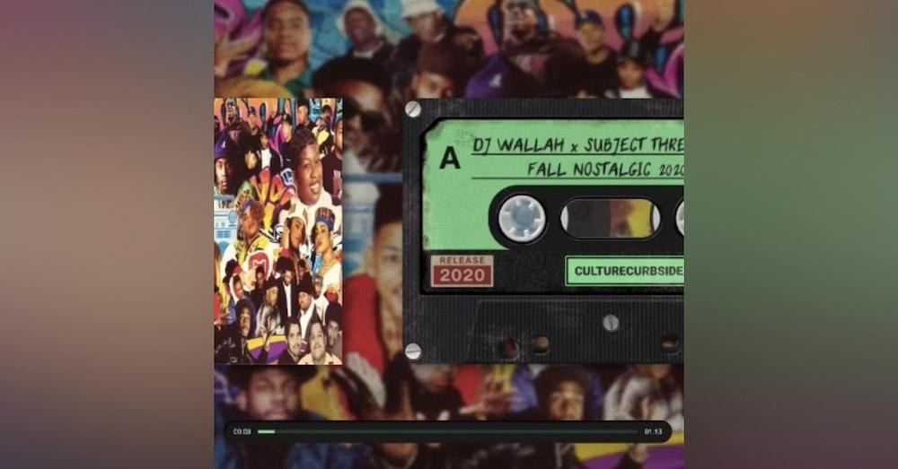 DJ Wallah exclusive mix announcement
