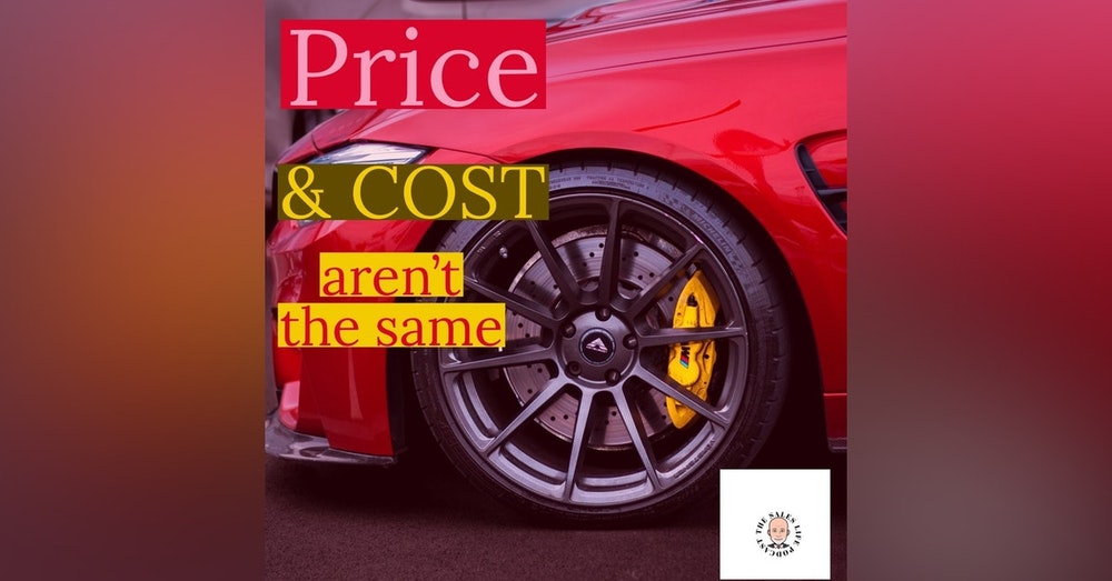 533. Price & Cost ain't the same