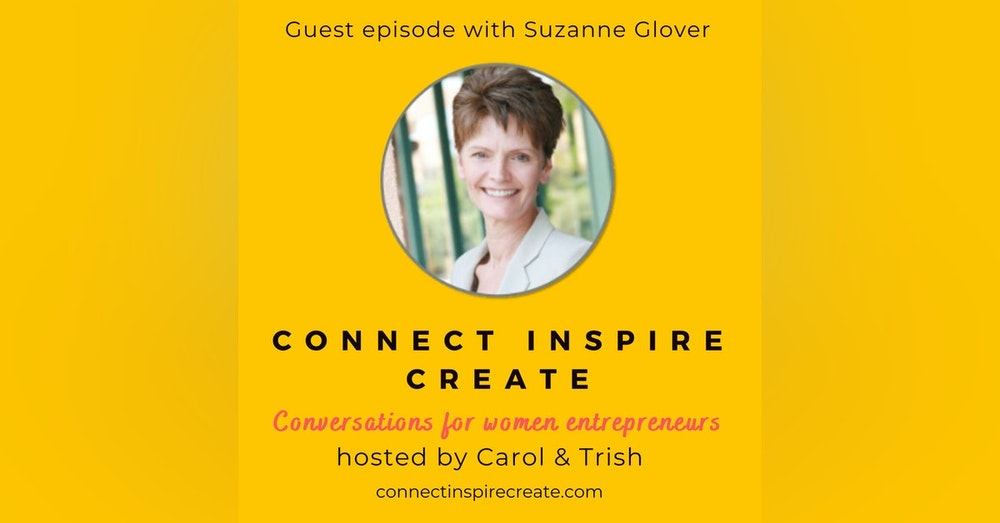 #25 Showing up on camera professionally to stay competitive with guest Suzanne Glover