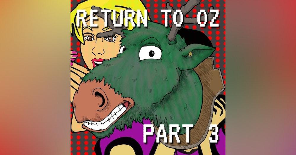 Return to Oz Part 3: Mombi Nomes Best