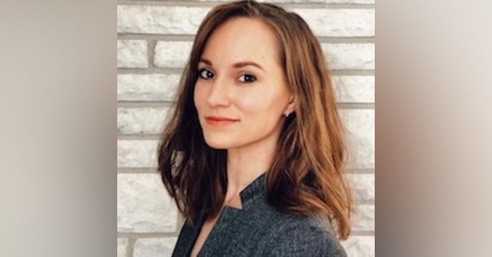 "Episode 3- ""Momming,"" Shaming & Vulnerability Hangovers with Amanda Harrington"